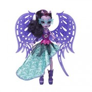 Hasbro My Little Pony Eque Stria: Friendship Girls Games–Midnight Sparkle Fashion Doll with Accessories
