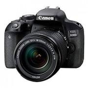 Canon Cámara Réflex Canon EOS 800D + 18-135mm IS