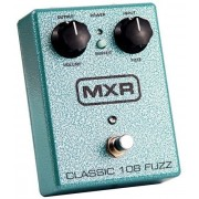 Dunlop MXR M173 Classic M108 Fuzz