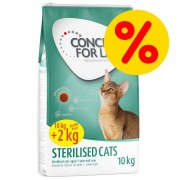 Concept for Life 12 kg Bonusbag Concept for Life - Sterilised Cats