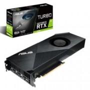 Видео карта Nvidia GeForce RTX 2080, 8GB, Asus Turbo RTX, PCI-E 3.0, GDDR6, 256 bit, 2x Display Port, 1x HDMI, 1x USB Type C