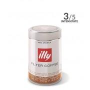Illy Cafea macinata Filtru - 250 gr.