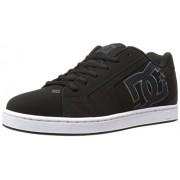 DC Men s Net SE Skate Shoe Black/Black 8 D(M) US