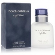 Light Blue For Men By Dolce & Gabbana Eau De Toilette Spray 1.3 Oz
