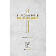 Bilingual Bible / Biblia Bilingue NLT/Ntv, Hardcover/Tyndale