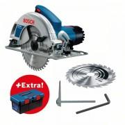 Kružna testera-cirkular Bosch GKS 190 + kutija za alat PRO (0615990L2E)