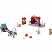 LEGO DISNEY PRINCESS L'aventure en calèche d'Elsa 41166