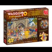 Jumbo Wasgij Retro Original 4 - A Day to Remember 1000 piece Jigsaw Puzzle
