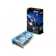 Sapphire Tarjeta Gráfica AMD SAPPHIRE Radeon NITRO+ RX580 8GB GDDR5