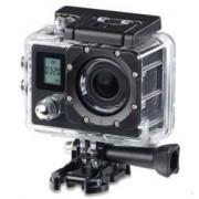 Somikon Caméra sport 4K avec 2 écrans LCD et capteur Sony 16 Mpx
