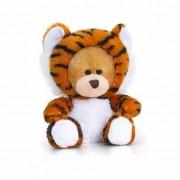 Keel Toys Beer zittend in tijger onesie 14cm