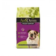 AvoDerm Natural Brown Rice & Chicken Meal Formula Weight Control Dry Dog Food, 28-lb bag