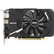 NVIDIA Tarjeta Gráfica nVidia MSI GeForce GTX 1050 TI AERO ITX OCV1 4G GDDR5