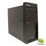 Calculator Lenovo Tower AMD X2 250 3GHz, 8GB, 160GB, Video nVIDIA GeForce 8600GT 512MB/128-Bit, DVD-RW