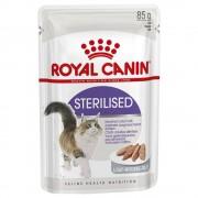 Royal Canin Sterilised Mousse - 48 x 85 g