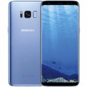 """Samsung Galaxy S8 5.8"""" telefono dual SIM con 4 GB de RAM + 64 GB ROM - azul"""