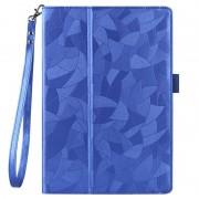 Lenovo Tab 2 A10-30 Hand Strap Folio Case - Blue