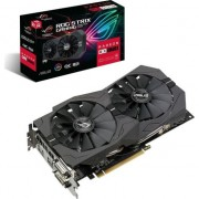 Placa video ASUS Radeon RX 570 ROG STRIX GAMING, 8GB GDDR5, 256-bit