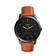 Fossil The Minimalist 3H Heren Horloge FS5305