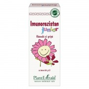Imunorezistan Junior 100ml Plantextrakt