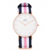 レディース DANIEL WELLINGTON 0506DW CLASSIC SOUTHAMPTON WATCH ROSE GOLD 36MM 腕時計 ホワイト