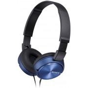 Casti Sony MDRZX310L Cu fir 24 Ohm Blue