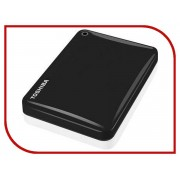 Жесткий диск Toshiba Canvio Connect II 3Tb Black HDTC830EK3CA
