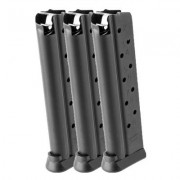 Brownells 1911 9mm Magazines - 9mm 1911 Magazine, 10 Round 3 Pack