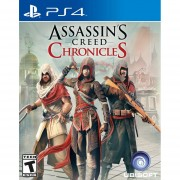 PS4 Juego Assassin's Creed Chronicles - PlayStation 4
