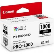 Kazeta CANON PFI-1000MBK Matte Black iPF Pro 1000