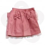 Suknja sa mašnicama