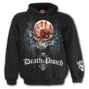 kapucnis pulóver férfi Five Finger Death Punch - Five Finger Death Punch - SPIRAL - G222M451
