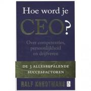 Hoe word je CEO? - Ralf Knegtmans