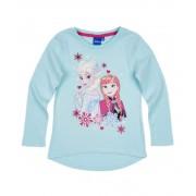Bluza Frozen Disney Turcoaz