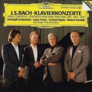 J.S. Bach - Konzerte Fur2,3&4 Klavie (0028941565525) (1 CD)