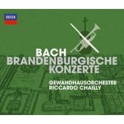 J.S. Bach - Brandenburg Concertos (0028947821915) (2 CD)