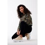 ''Gina Tricot'' ''Jennifer platform sneakers'' ''Beige (1040)'' 40