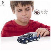 Jack Royal 1/38 Scale Porsche Cayenne Turbo Metal Diecast Car (Color May Vary as per The Stock) 13 * 5 * 5 cm