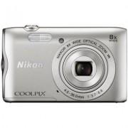 Nikon Aparat Coolpix A300 Srebrny