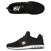 Dc Shoes Mens Heathrow Ia Shoe Black