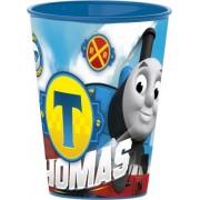 Thomas a gőzmozdony pohár