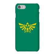 Nintendo Funda Móvil Nintendo The Legend of Zelda Hyrule - iPhone 7 - Carcasa rígida - Mate