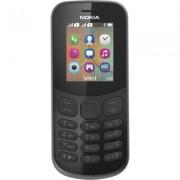 Телефон Nokia 130 TA-1017 (2017), Dual Sim, черен