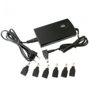 Ultra-thin Universal Notebook 90W AC Adapter Voltage Automatic Identification (ZB2045LCD)(Black)