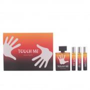 Concept V Design Touch Me Eau De Toilette Spray 100ml Set 4 Pieces 2014