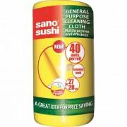 Lavete universale in rola, 40buc /set, 27x28 cm - SANO SUSHI