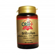 Productos OBIRE Tribulus terrestris 90% saponinas 90 cápsulas - obire - nutrición deportiva