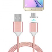 2.2 A Magnetic Cable Fast Charging Data Sync Micro USB Cable for Samsung cable