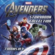 Marvel's the Avengers Storybook Collection, Hardcover