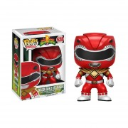 Funko Pop Red Ranger Dragon Suit Power Rangers Exclusivo